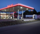 Petrol station Karl oil